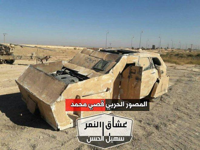 QĐ Syria trúng độc đắc: Tóm gọn kho vũ khí lớn chưa từng thấy của IS - Ảnh 1.