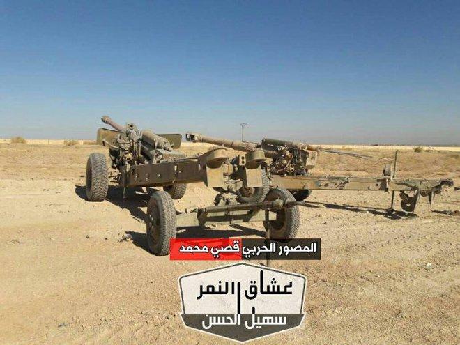 QĐ Syria trúng độc đắc: Tóm gọn kho vũ khí lớn chưa từng thấy của IS - Ảnh 2.