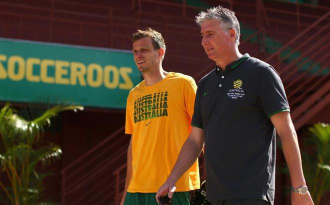 HLV Australia chẳng thèm để tâm đến U23 Việt Nam