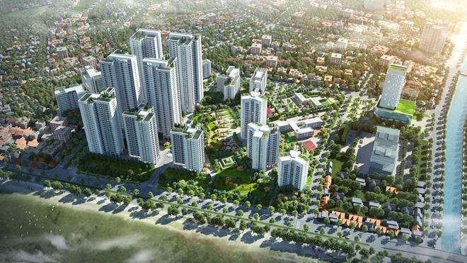 """Xuất hiện Khu đô thị xanh chuẩn """"Eco"""" phía Nam Hà Nội - Ảnh 1."""