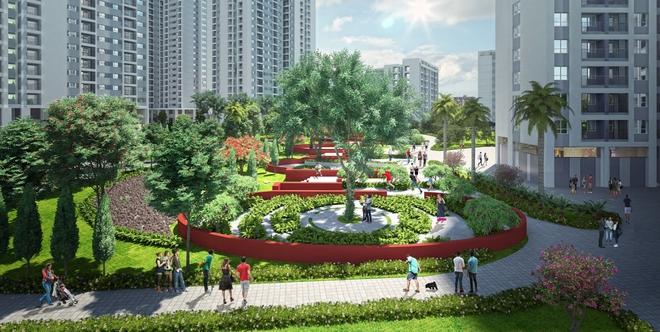 """Xuất hiện Khu đô thị xanh chuẩn """"Eco"""" phía Nam Hà Nội - Ảnh 2."""