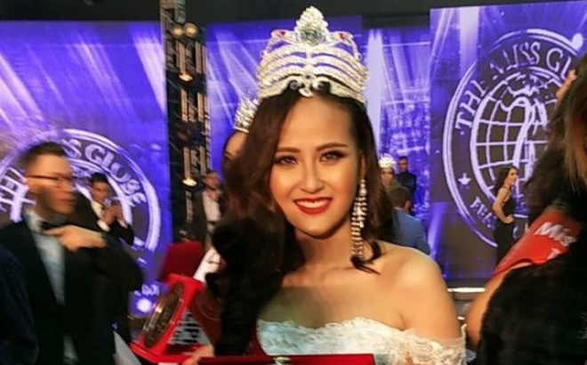 Khánh Ngân chính thức đăng quang Hoa hậu Hoàn cầu 2017