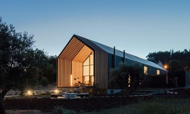 Ngôi nhà xinh đẹp lấy cảm hứng từ bản vẽ của một đứa trẻ - Ảnh 2.