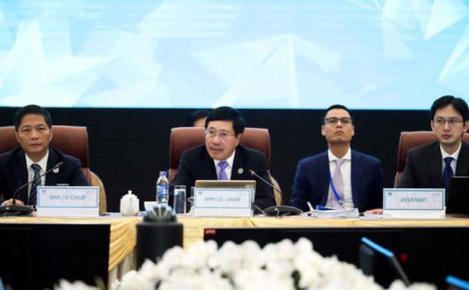 Hội nghị Bộ trưởng APEC AMM: Tiến nhanh đến mục tiêu BOGO