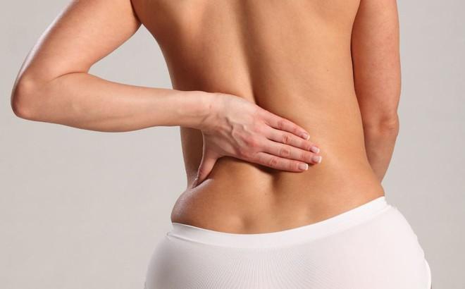 Kết quả hình ảnh cho đau lưng