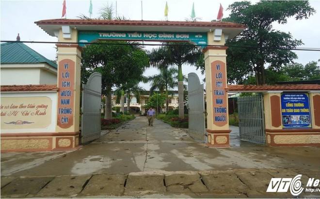 Phụ huynh vào trường đánh học sinh, hiệu trưởng ở Nghệ An nhập viện: Khởi tố vụ án
