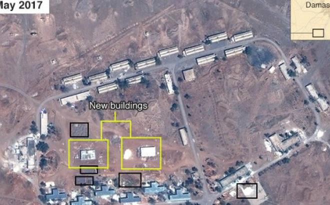 Phương Tây tố Iran bí mật xây dựng căn cứ quân sự lớn tại Syria