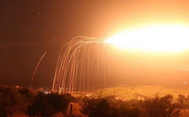 Không quân Nga trút bom hủy diệt phiến quân tại Hama
