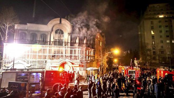Căng thẳng đã lên đến đỉnh điểm, vì sao Ả Rập Saudi không dám động binh với Iran? - ảnh 1