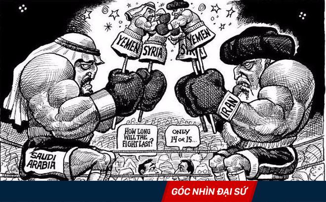 """Căng thẳng đã lên đến đỉnh điểm, vì sao Ả Rập Saudi không dám """"động binh"""" với Iran?"""