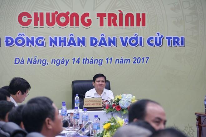 Lí do ông Xuân Anh vắng mặt tại hoạt động HĐND TP Đà Nẵng - Ảnh 1.