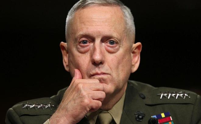 """Tướng Mattis: Mỹ sẽ đóng quân lâu dài ở Syria để đề phòng thời đại """"IS 2.0"""""""