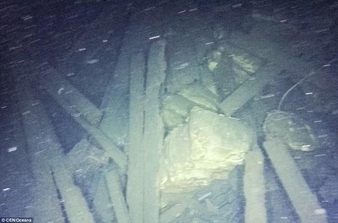 Tìm thấy xác tàu Titanic Chile bí ẩn chở 400 người sau 95 năm mất tích dưới đáy biển - Ảnh 5.