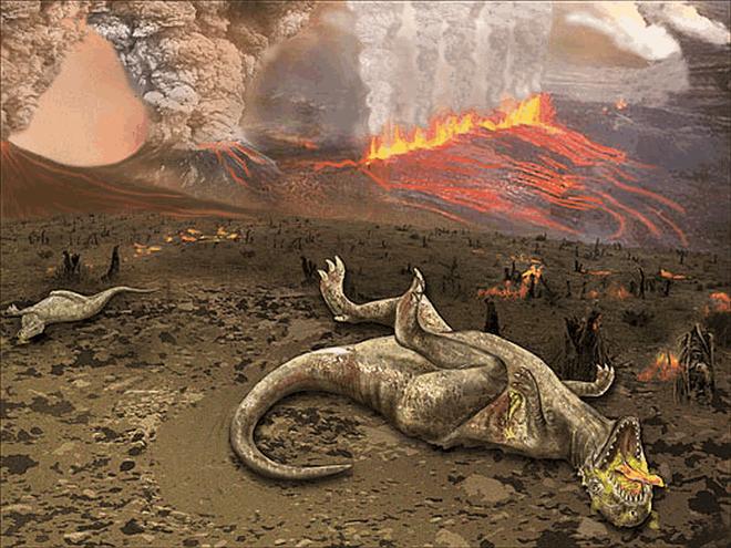 Có thể bạn đã biết: Khủng long chính là những sinh vật đen nhất lịch sử Trái đất - Ảnh 2.
