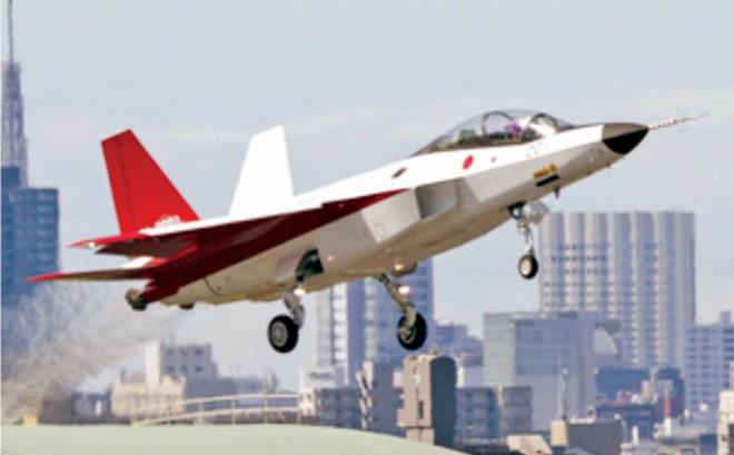 Nhật sẽ trì hoãn kế hoạch phát triển tiêm kích F-3 đình đám