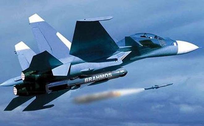 Ấn Độ nhận hàng loạt tên lửa BrahMos cho tiêm kích Su-30MKI vào năm 2018