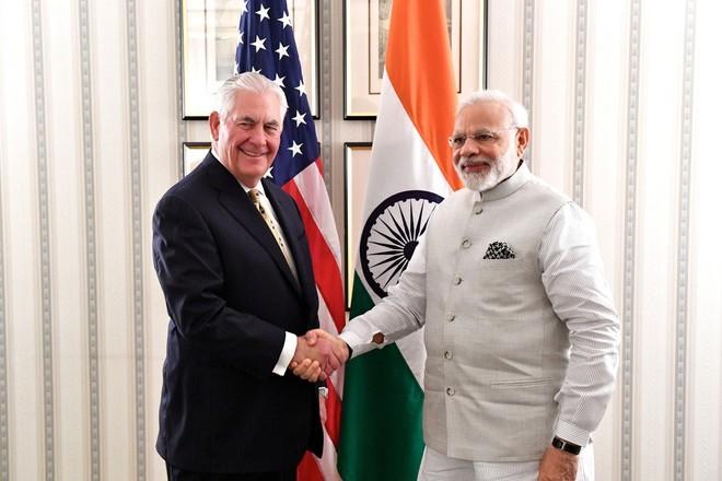 Vì sao Ấn Độ trở thành mắt xích đinh trong chiến lược đối trọng Trung Quốc của TT Trump? - Ảnh 1.