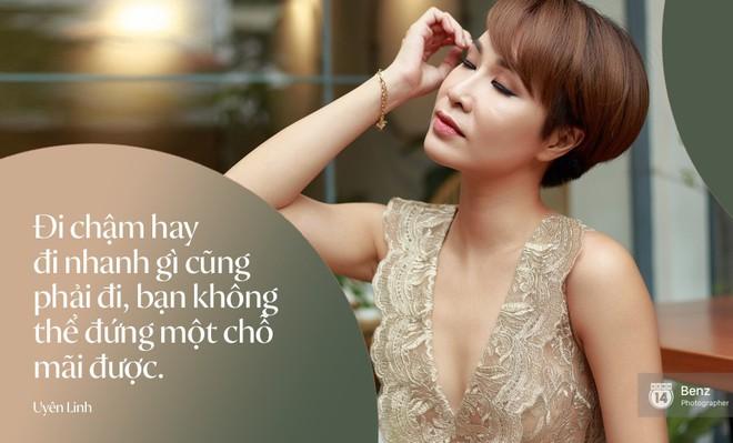 Uyên Linh: Tôi chưa nghe Chi Pu hát, nhưng nói thật tôi cũng không nghe nổi - Ảnh 3.