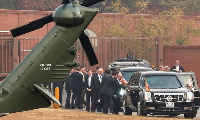 Trải nghiệm vô cùng đặc biệt mà ông Trump đã bỏ lỡ khi không đến DMZ liên Triều - ảnh 1