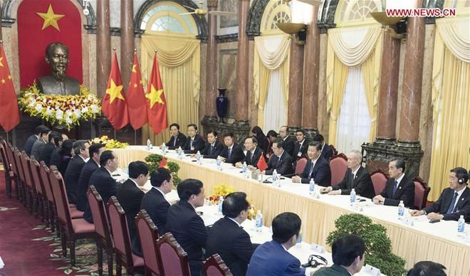 Bỏ qua thông lệ của lãnh đạo TQ về công du sau Đại hội đảng, ông Tập gửi 4 thông điệp lớn - Ảnh 1.