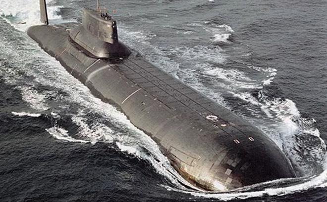 """""""Quái vật"""" dưới lòng đại dương của Liên Xô"""