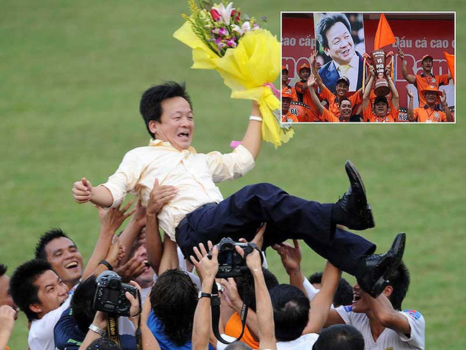 Mình bầu Hiển 'chấp' cả V-League - Ảnh 1.