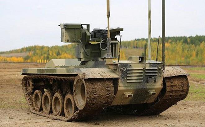 6 robot chiến đấu nguy hiểm nhất của Nga
