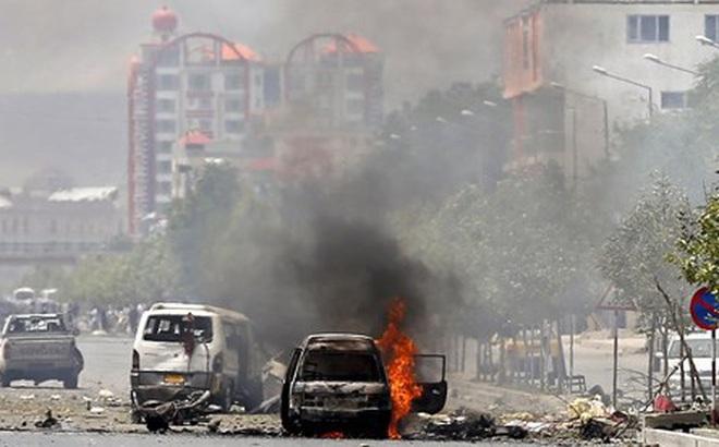 Afghanistan: 7 phiến quân Taliban chết thảm trong lúc cài mìn trên phố