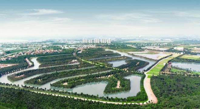 Ecopark chuyển hướng đầu tư bất động sản siêu sang - Ảnh 1.