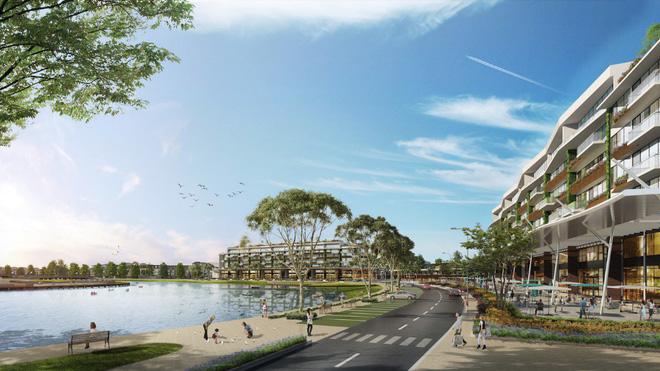 Ecopark chuyển hướng đầu tư bất động sản siêu sang - Ảnh 2.