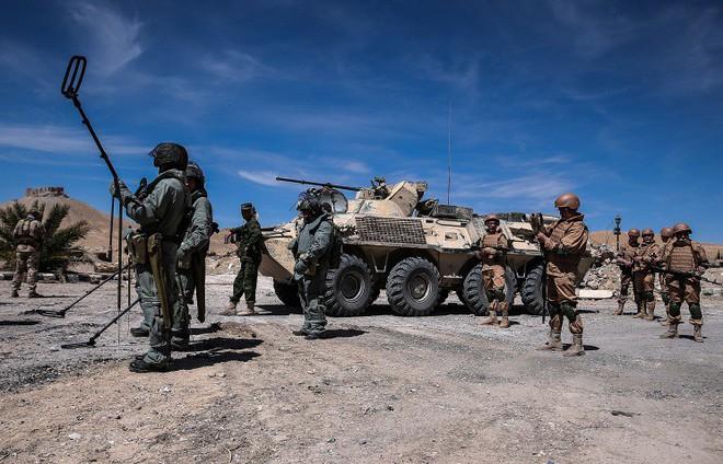 Sứ mệnh đã hoàn thành: Gươm đã tuốt, Nga sẽ không bao giờ rút quân khỏi Syria? - Ảnh 3.