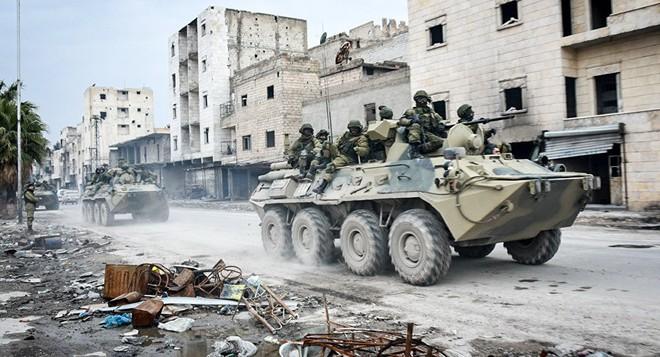 Sứ mệnh đã hoàn thành: Gươm đã tuốt, Nga sẽ không bao giờ rút quân khỏi Syria? - Ảnh 2.
