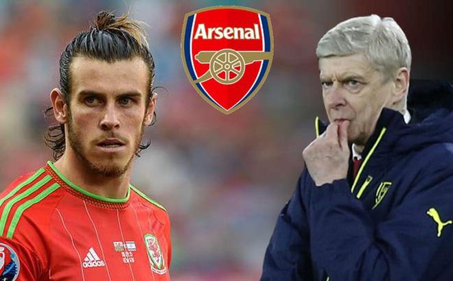 Arsène Wenger quyết đấu José Mourinho để có được Gareth Bale