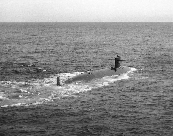 Giải mã những chuyến tuần tra vĩnh hằng của tàu ngầm - Ảnh 1.