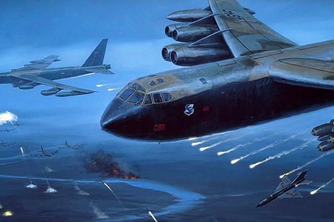 Tên lửa Việt Nam và màn chào hỏi kinh hoàng dành cho B-52 Không quân chiến lược Mỹ - Ảnh 2.