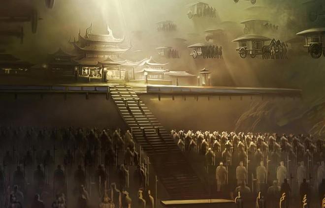 Sự thật tàn khốc ẩn sau lăng mộ kỳ bí và hoành tráng của Tần Thủy Hoàng - Ảnh 15.