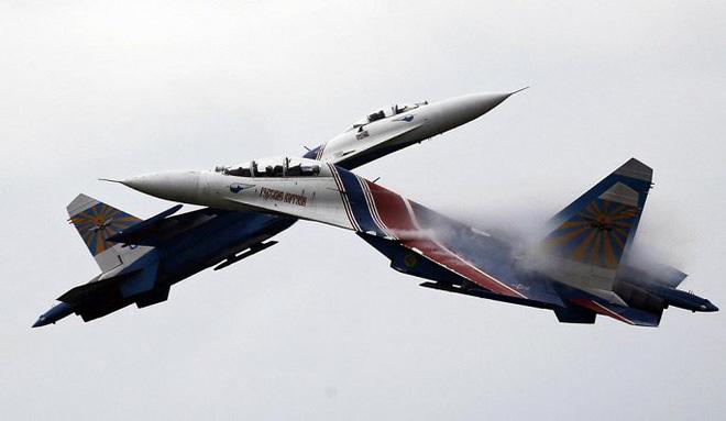Thượng tướng Võ Văn Tuấn kể chuyện đội bay Hiệp sỹ Nga hạ cánh khẩn cấp ở Phan Rang sau tai nạn kinh hoàng - Ảnh 1.