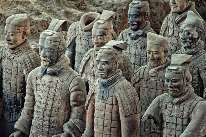 """Bí mật mũi tên trong lăng mộ Tần Thủy Hoàng: Công nghệ """"bậc thầy"""" thời cổ đại - ảnh 1"""