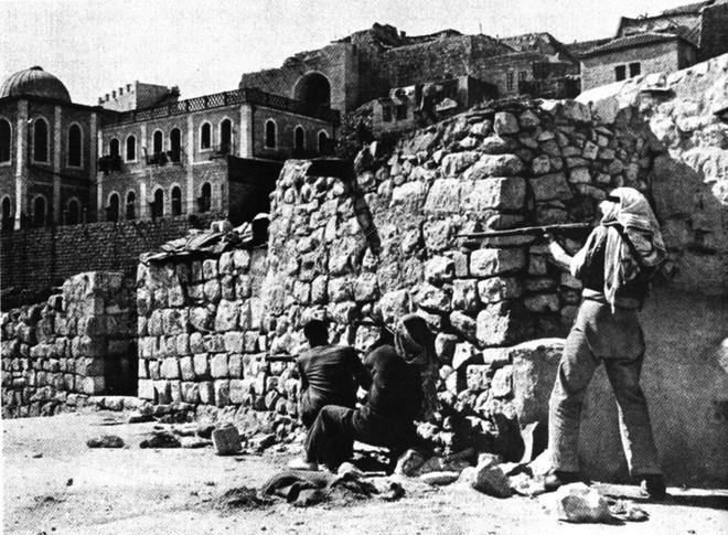 Bức tranh lịch sử Jerusalem về cuộc tranh chấp kéo dài 1000 năm giữa Israel và Palestine - Ảnh 3.