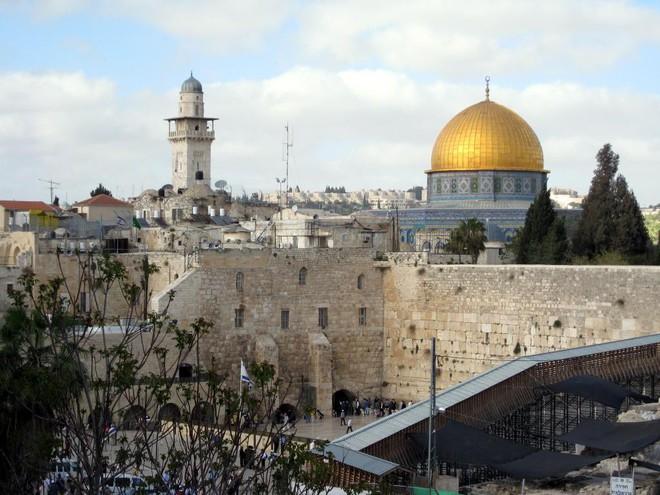 Bức tranh lịch sử Jerusalem về cuộc tranh chấp kéo dài 1000 năm giữa Israel và Palestine - Ảnh 5.