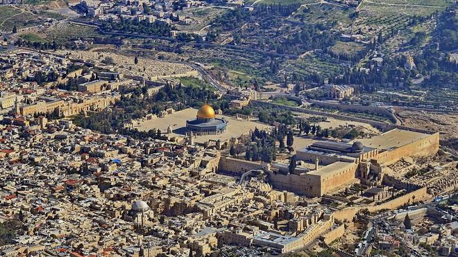 Bức tranh lịch sử Jerusalem về cuộc tranh chấp kéo dài 1000 năm giữa Israel và Palestine - Ảnh 6.