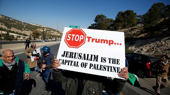 Bức tranh lịch sử Jerusalem về cuộc tranh chấp kéo dài 1000 năm giữa Israel và Palestine - Ảnh 9.