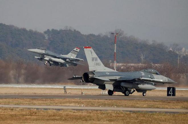 Bình Nhưỡng nói chiến tranh trên bán đảo Triều Tiên là không thể tránh khỏi - Ảnh 1.