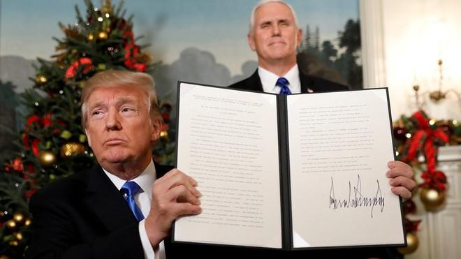 Công nhận Jerusalem là thủ đô của Israel, ông Trump làm Trung Quốc bất an - Ảnh 2.