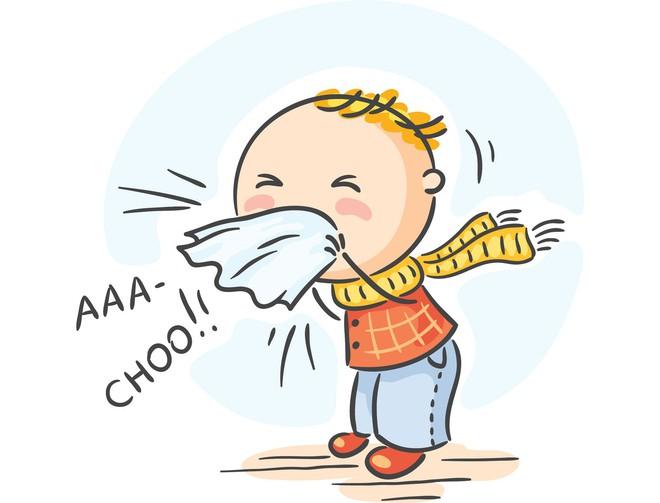 7 tuyệt chiêu hiệu quả để loại bỏ tình trạng sổ mũi ở trẻ, cha mẹ nên biết - Ảnh 1.