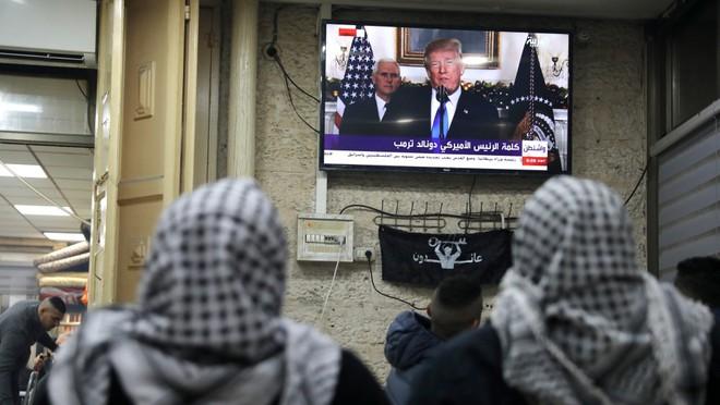 Mỹ công nhận và Nga nhất trí một nửa, vì sao Jerusalem vẫn không thể là thủ đô Israel? - Ảnh 3.
