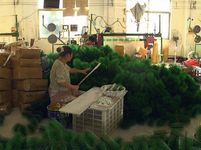 Đột nhập ngôi làng cung cấp Giáng sinh cho cả thế giới - Ảnh 1.
