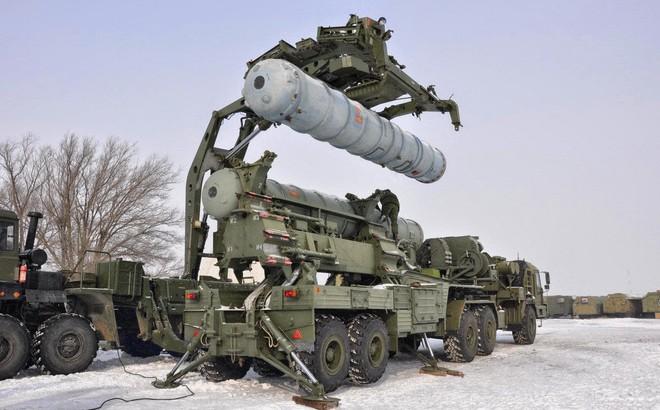Nga sẽ sớm chuyển giao tên lửa S-400 cho Trung Quốc