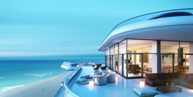 Top 10 penthouse đắt nhất thế giới - Ảnh 1.