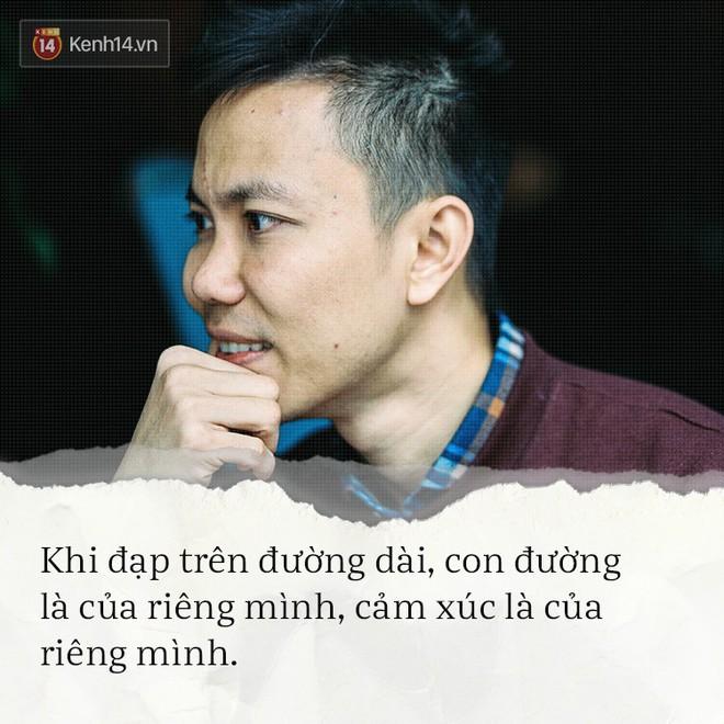 Cựu CEO Uber Việt Nam: Tuổi trẻ, có lúc đi nhanh có lúc thì cần tạm dừng - Ảnh 2.